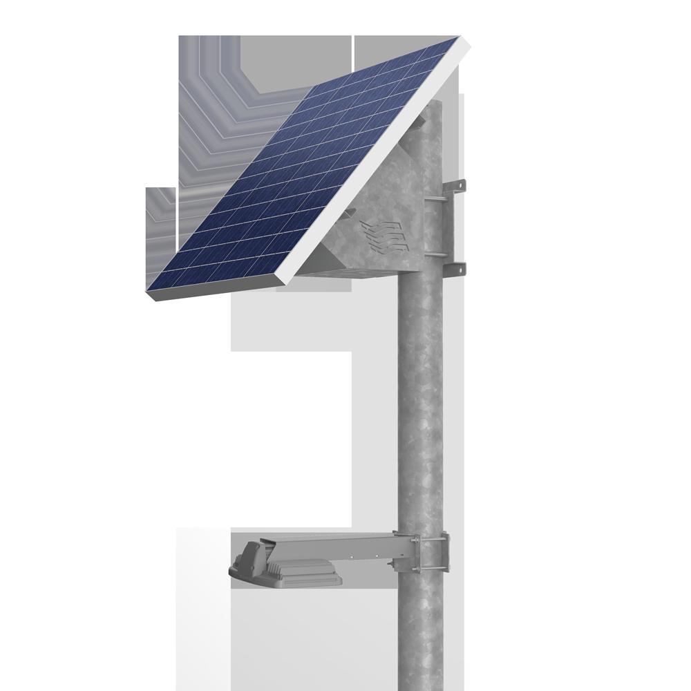 Entry-PV-lamp